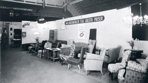 第一间宜家展厅位于阿姆霍特。