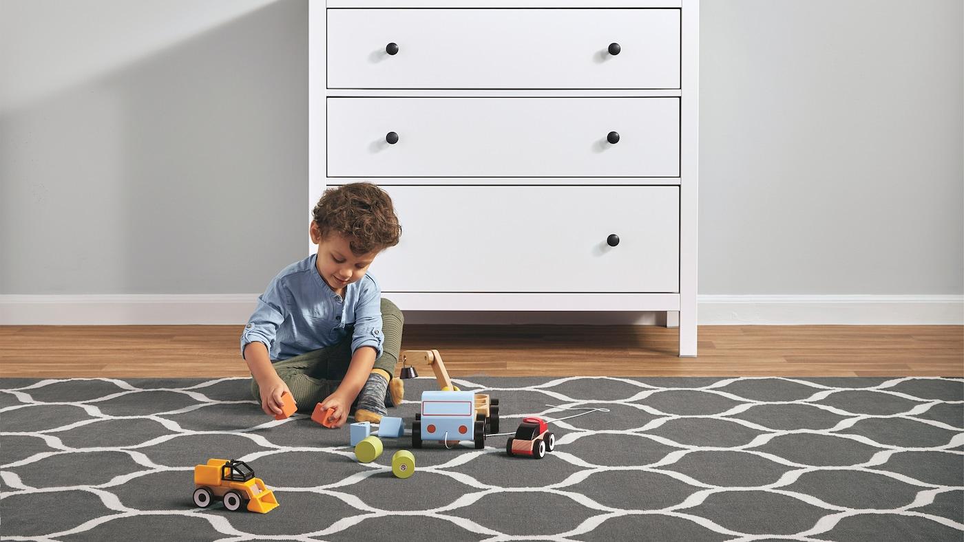 防止家具倾倒。