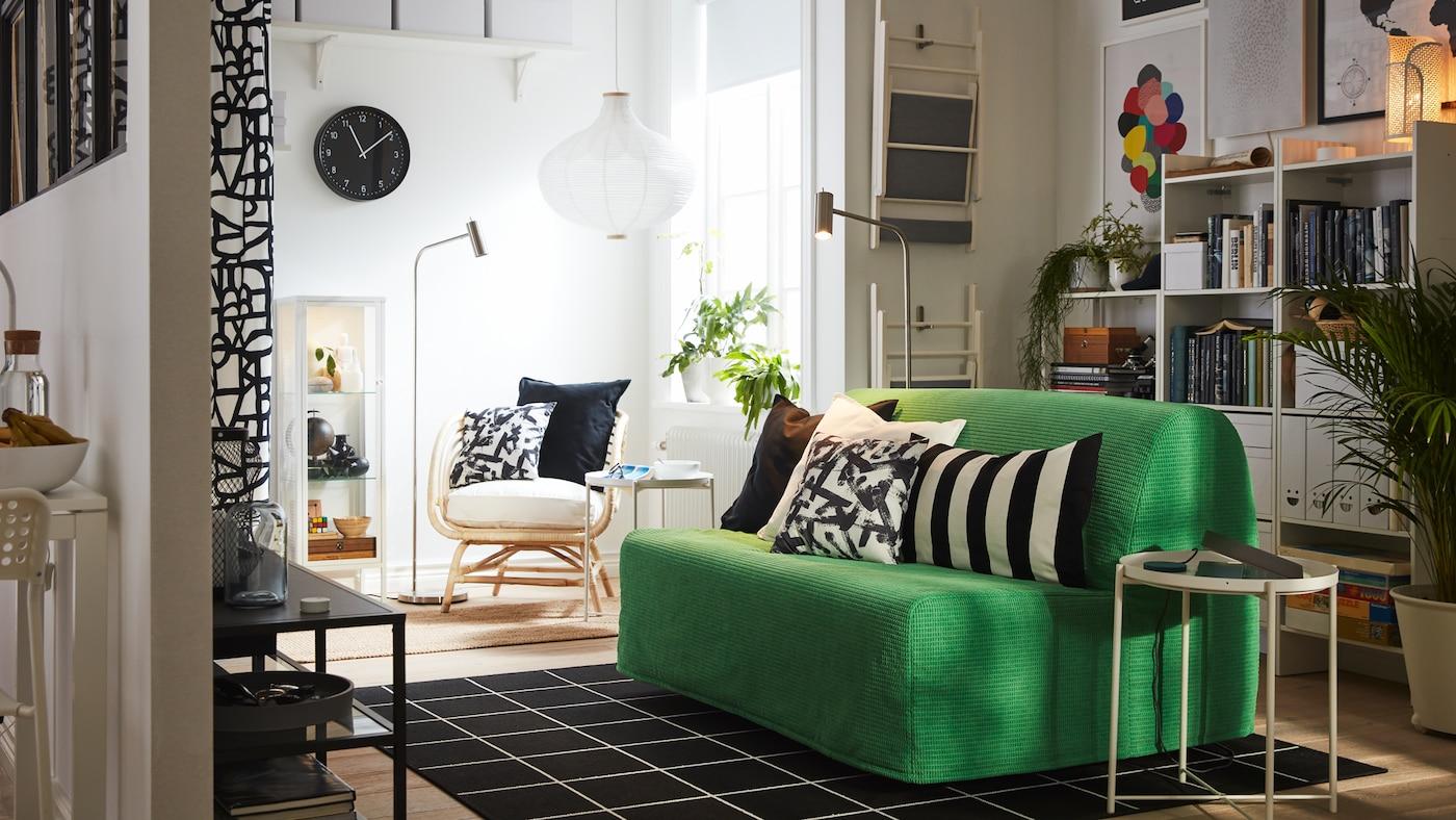 Living Room Inspiration Ikea, Ikea Living Room