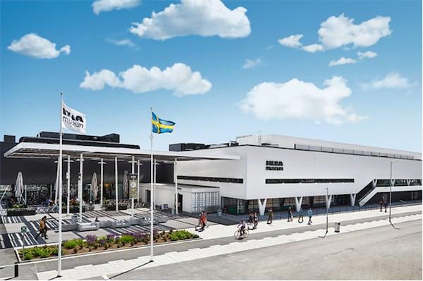 """欢迎前往宜家位于瑞典的博物馆,参观""""宜家75周年展览"""",与我们一起回顾历史,展望未来。"""