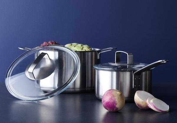 IKEA 365+ cookware series.