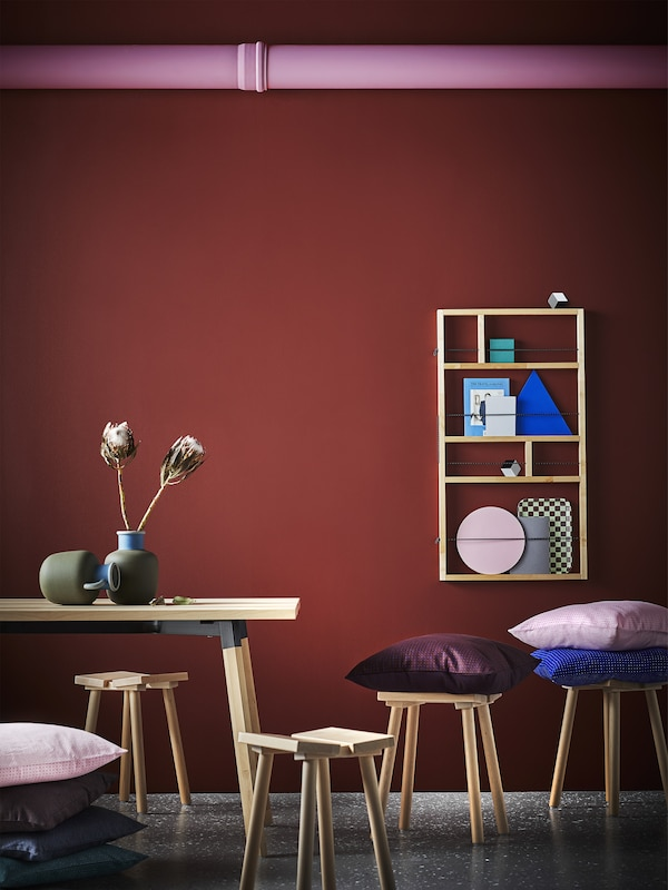 IKEA and HAY's latest YPPERLIG collection showcases modern textiles, cushion covers, and more furniture accessories that are both stylish and affordable.
