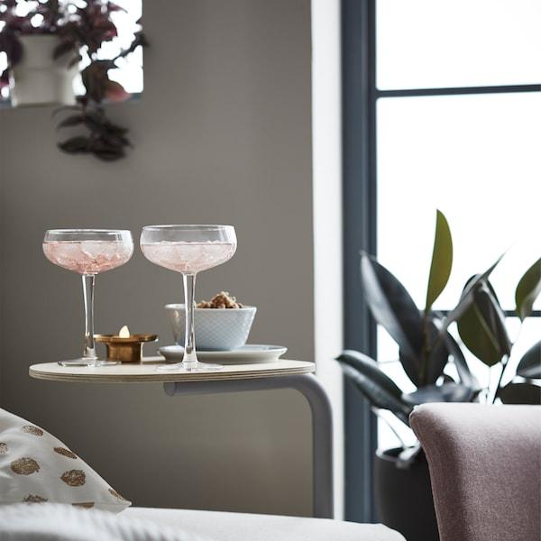IKEA FLOTTEBO side table turns your sofa into the ultimate lounge area.