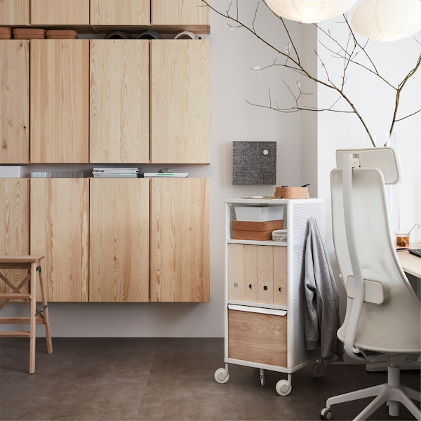 Balanced Business Office For Work And