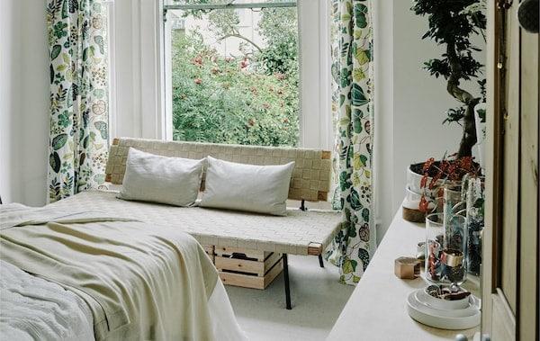 让春日卧室焕然一新的简单创意
