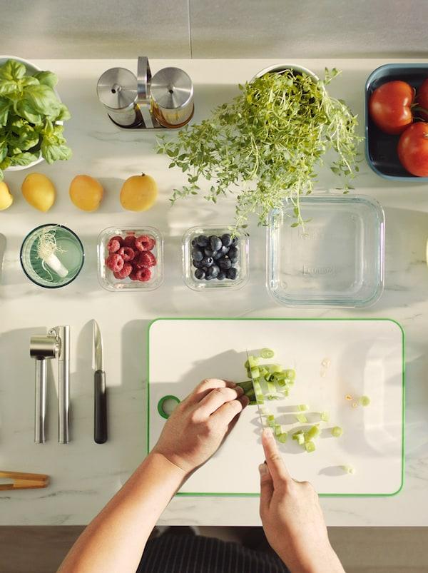 如何吃得更环保。