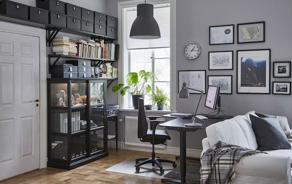 设计一间符合人体工程学的办公室,减少工作疲劳