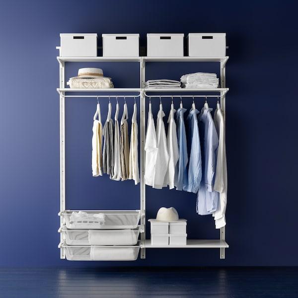 使用设计工具,轻松设计你的ALGOT 艾格特 储物方案。