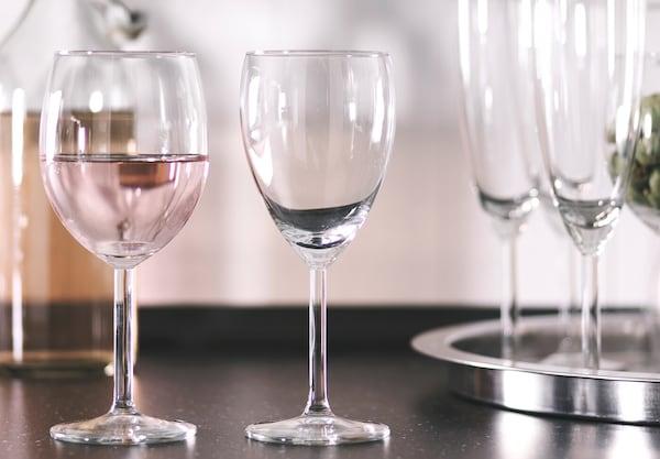 SVALKA glassware series.