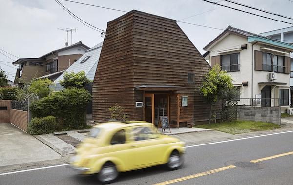 探索不同寻常的日本家庭住宅