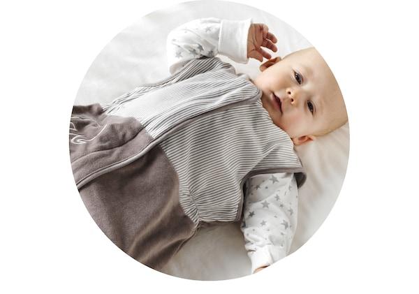 通过选择以负责任的方式种植的棉花,你可为你的孩子创造了一个更美好的未来。