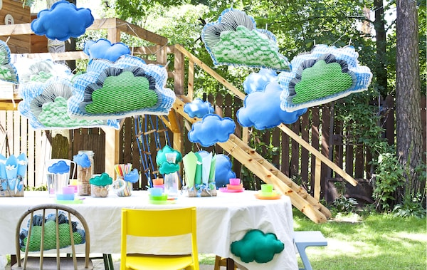 How To Make Your Own Kids Party Decorations Ikea