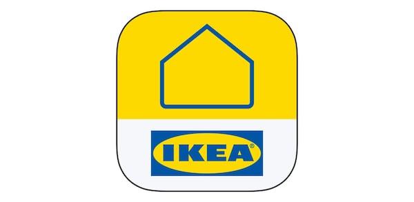 为宜家家居智能应用程序打造的宜家家居智能标识。