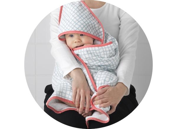 我们开发了 KLÄMMIG 克伦米 系列,让父母帮助宝宝开启最优质、舒适的美好人生。