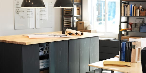 Workspace and office furniture