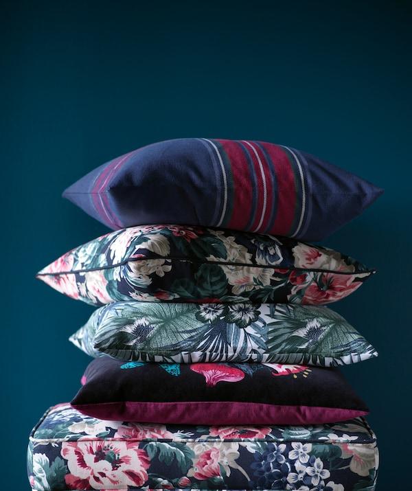 宜家 JUNHILD 朱希德 垫套等纺织品,助你快速简单地跟上最新家居潮流。