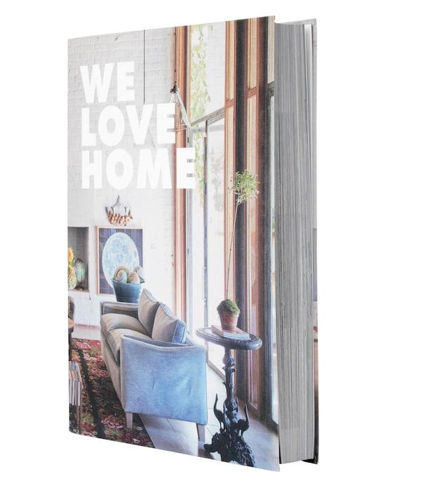宜家 SAMMANHANG 萨蒙汉《我们爱家》手册。