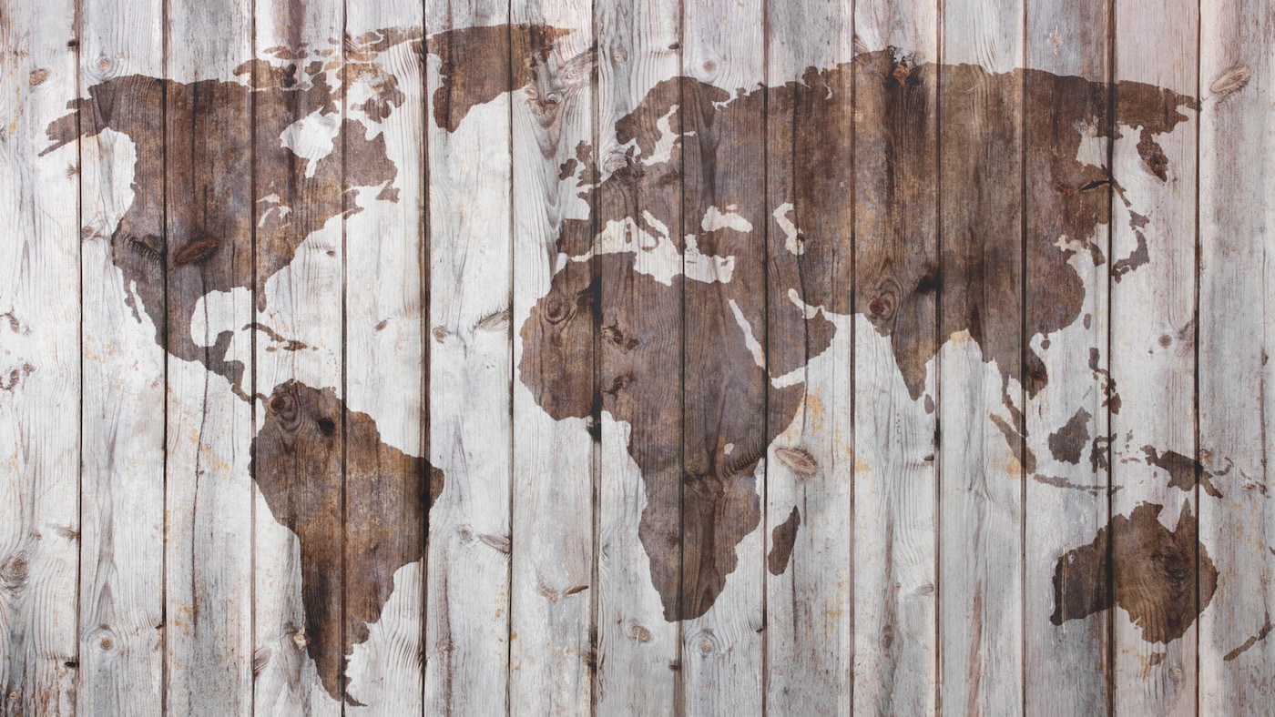 宜家是一个业务遍及全球的知名品牌,有很大一部分宜家产品都是用木材打造的。
