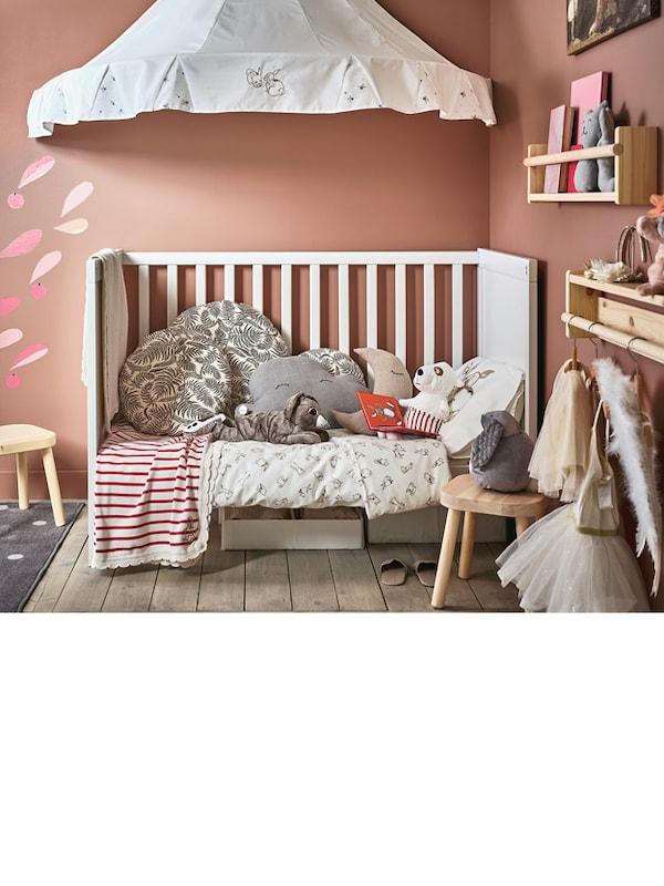 婴儿和儿童房