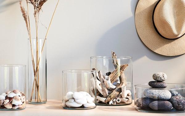 在家中留一个小角落,来保留那些属于温暖夏日的记忆和快乐。