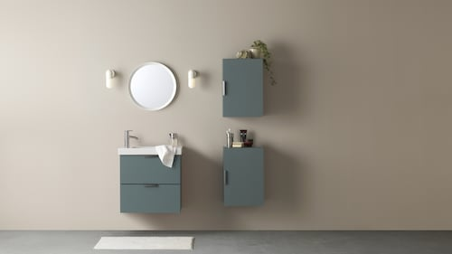 GODMORGON bathroom cabinets