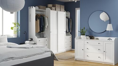 HAUGA bedroom series