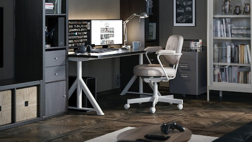 IDÅSEN office desks
