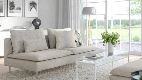 Three-seat sofas