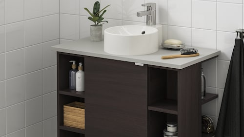Wash-stand combinations